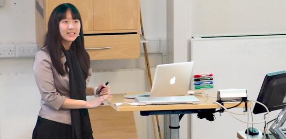Christina Fang at RIG 2013 590